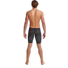 Funky Trunks Training Bañador Jammer Hombre, poison pop